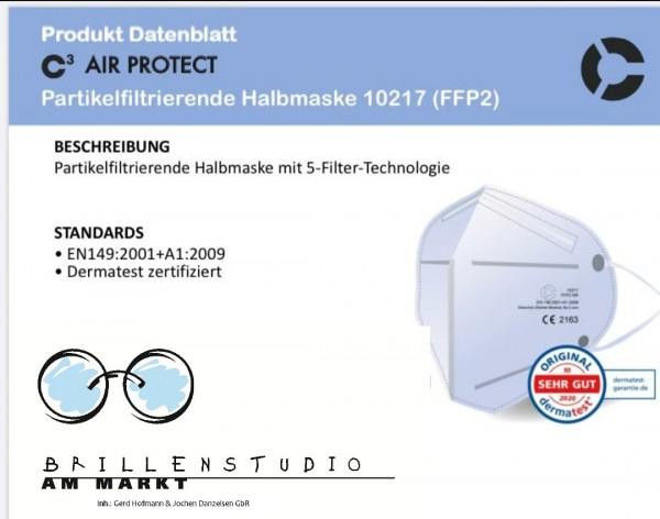 FFP2 Masken - 10er Box